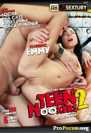 Подростки Проститутки 2 / Teen Hookers 2 (2012)