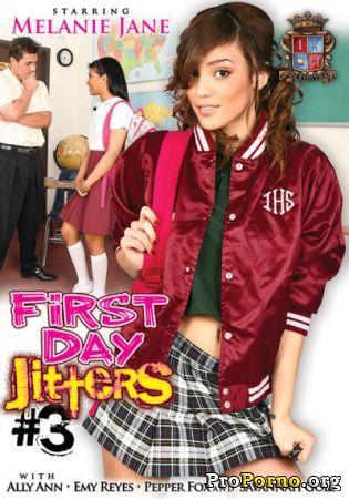 Первый День Колебаний #3 / First Day Jitters #3 (2012)