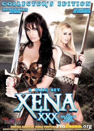 Зена - Королева Воинов, XXX Пародия / Xena XXX An Exquisite Films