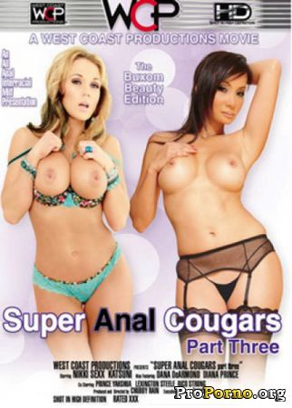 Супер Анальные Пумы #3 / Super Anal Cougars #3 (2012)