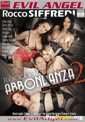 Изобильный Рокко #2: Прекрасные Большие Сиськи / Rocco's Abbondanza #2: Big Boob Bonanza (2012)