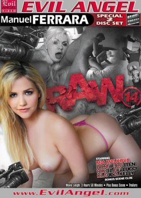 Необъезженные Кобылки #14 / Raw #14 (2013)