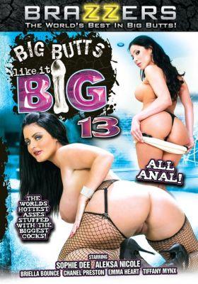 Большие Задницы Любят Большие #13 / Big Butts Like It Big #13 (2013)