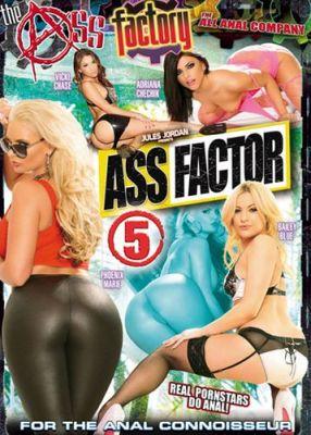 Жопный фактор 5 / Ass Factor 5 (2013)