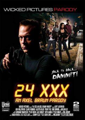 24 часа, пародия / 24 XXX: An Axel Braun Parody (2014)