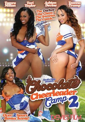 Лагерь шоколадных чирлидеров 2 / Chocolate Cheerleader Camp 2 (2014)