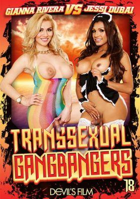 Транссексуальная групповуха 18 / Transsexual Gang Bangers 18 (2014)