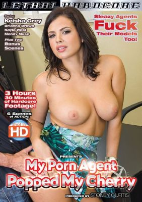 Мой Порно Агент Порвал Мою Вишенку / My Porn Agent Popped My Cherry (2014)