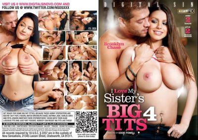 Я люблю большие сиськи моей сестры 4 / I Love My Sister's Big Tits  (2015)