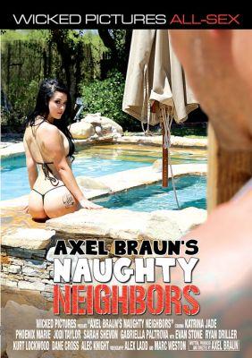 Шаловливые Соседки / Axel Braun's Naughty Neighbors (2014)