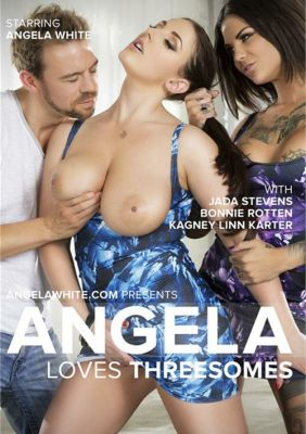 Анджела Любит Секс Втроём / Angela Loves Threesomes (2015)