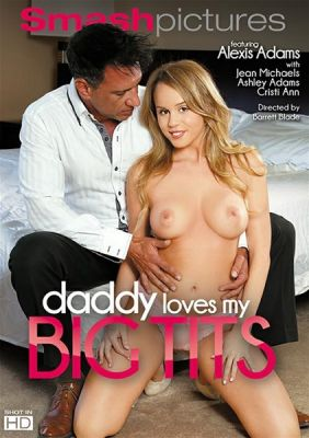 Папа любит мои большие сиськи / Daddy Loves My Big Tits (2016)