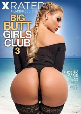 Клуб большезадых девок 3 / Big Butt Girls Club 3 (2016)