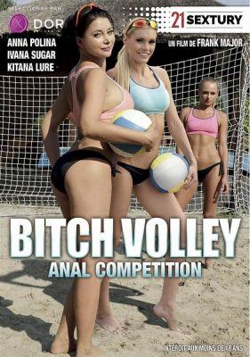 Анальный конкурс сучек-волейболисток / Bitch Volley Anal Competition (2017)