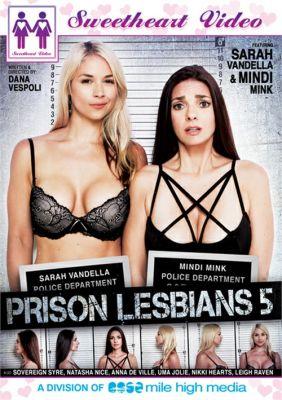 Лесбийская Тюряга #5 / Prison Lesbians #5 (2017)
