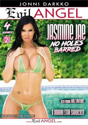 Жасмин Джей: Нет cвободных дырок / Jasmine Jae: No Holes Barred (2017)
