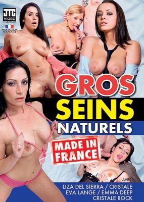 Большие сиськи сделаны во Франции / Gros Seins Naturels Made In France (2015)