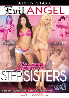 Распутные Сестры / Slutty Stepsisters (2017)