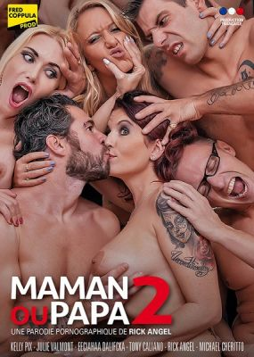Бурная семейка 2 / Maman Ou Papa 2 (2016)