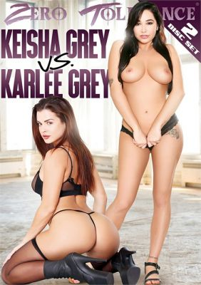 Кейша Грей против Карли Грей / Keisha Grey VS. Karlee Grey  (2017)