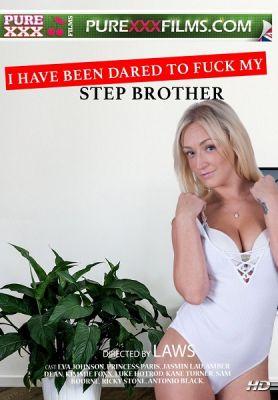 Я трахалась со своим сводным братом / I Have Been Dared To Fuck My Stepbrother (2017)