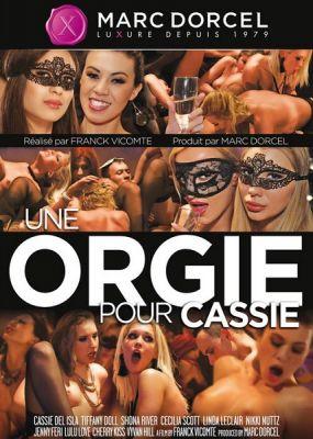 Оргия для Кэйсси / Une orgie pour Cassie (2017)