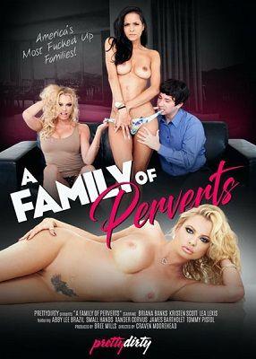 Семья извращенцев / A Family Of Perverts (2016)