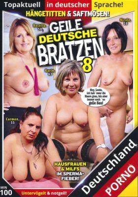 Похотливые немецкие громадины 8 / Geile Deutsche Bratzen 8 (2017)