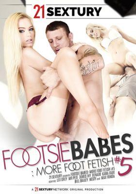 Больше Фут Фетиша 5 / Footsie Babes: More Foot Fetish 5 (2017)