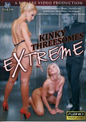 Извращённые экстремальные тройки / Kinky Threesomes Extreme (2017)