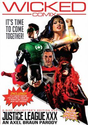 Лига Справедливости: XXX Пародия / Justice League XXX: An Axel Braun Parody (2017)