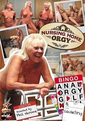 Оргия в доме престарелых / Nursing Home Orgy (2015)