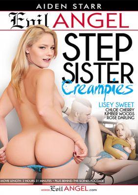 Обконченная Сводная Сестра / Stepsister Creampies (2017)