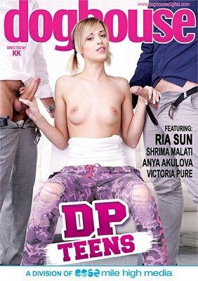 Двойное проникновение в подростков / DP Teens (2017)