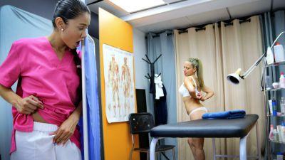 Хелена Крамер и Джейд - очень физический терапевт