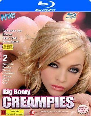 Семяизвержения в большие попки / Big Booty Creampies (2008)