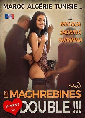 Магрибские девушки любят двойное!!! / Les maghrébines aiment la double!!! (2017)