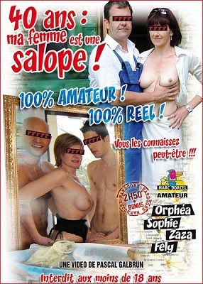 40 летние: моя жена сука! / 40 ans: ma femme est une salope! (2010)