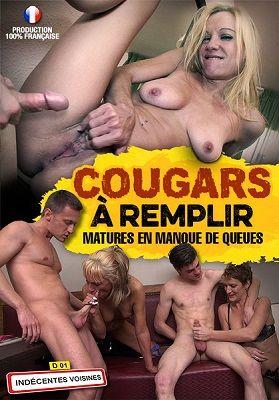 Пумы для заполнения / Cougars à remplir (2017)