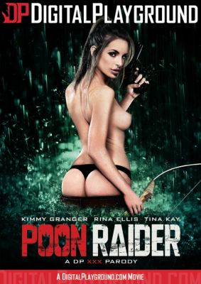Расхитительница гробниц: Пародия / Poon Raider: A DP XXX Parody (2018)