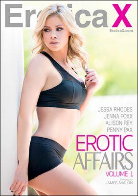 Эротические романы / Erotic Affairs (2017)