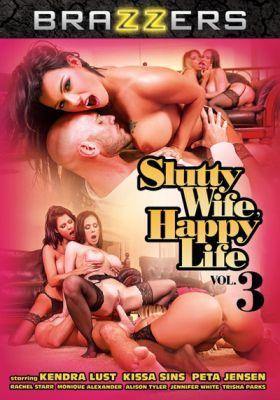 Счастливая Жизнь Распутной Жены 3 / Slutty Wife Happy Life 3 (2018)