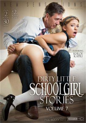 Грязные Истории Школьниц 7 / Dirty Little Schoolgirl Stories 7 (2018)