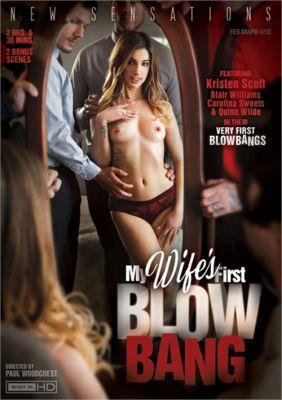Первый Ударный Отсос Моей Жены / My Wifes First Blow Bang (2018)