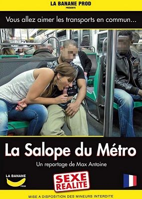 Шлюхи в метро / La salope du métro (2013)