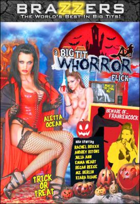 Большой тёмный ужас / A Big Tit Whorror Flick (2011)