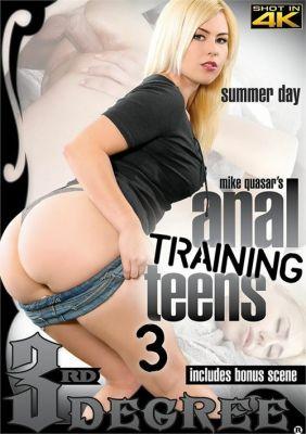 Анальное Обучение Подростков 3 / Anal Training Teens 3 (2018)