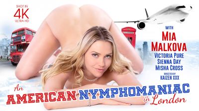 Американская Нимфоманка В Лондоне / An American Nymphomaniac In London (2018)