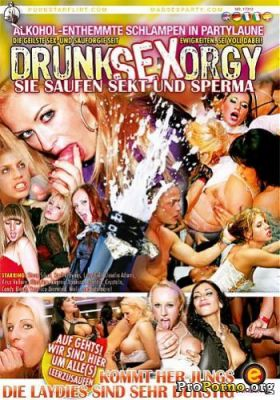Пьяная секс оргия сумасшедшая Дюжина / Drunk Sex Orgy Crazier by the Dozen (2012)