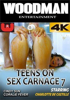 Подростки на сексуальной бойне 7 / Teens on Sex Carnage 7 (2018)
